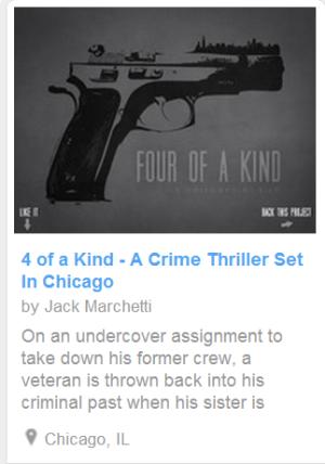 Back 4 of a Kind Film on Kickstarter